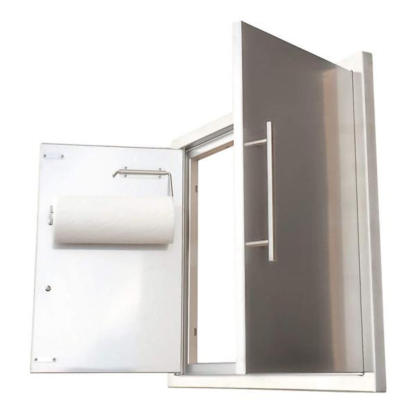 31in double access door 01