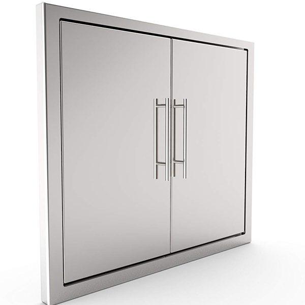 31in double access door 03