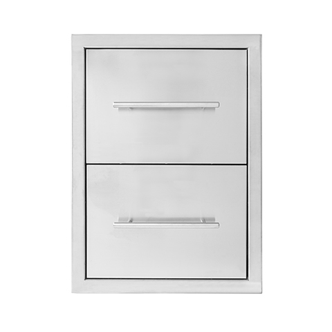 Double access drawer 01