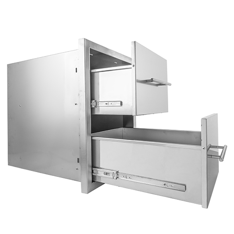 Double access drawer 02