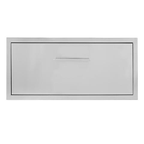 Outdoor kitchen 33×15 single drawer 01