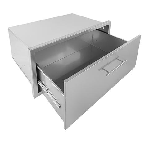 Outdoor kitchen 33×15 single drawer 03