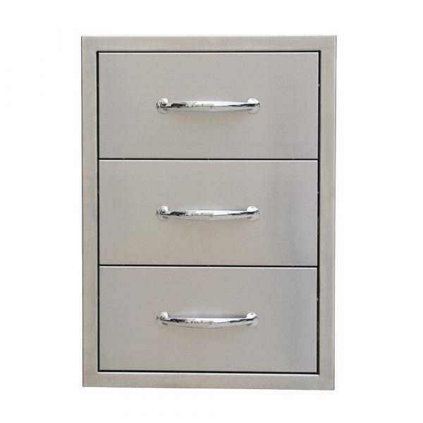 Triple access drawer 2